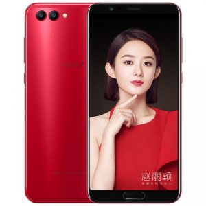 Honor V10 Charm Red
