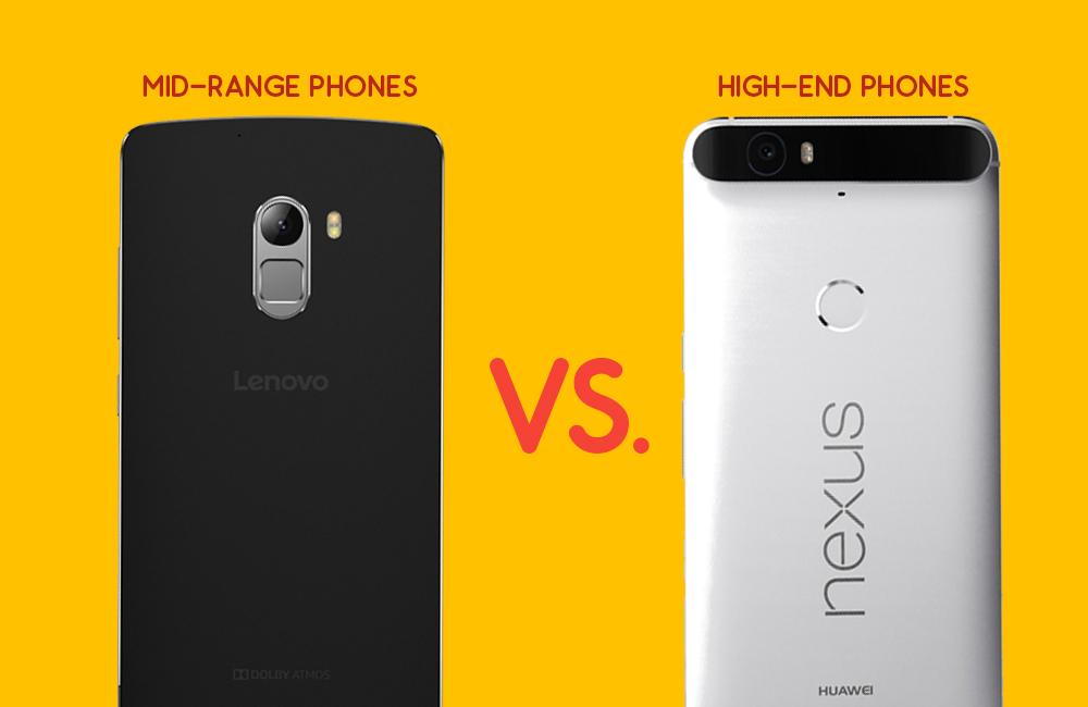 Todays Mid Range Phone Or Last Years High End Which