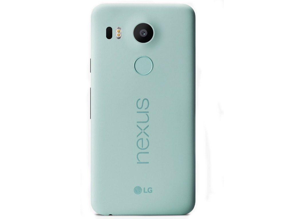 Nexus 5X blue