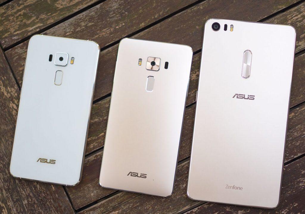 Zenfone 3 Series