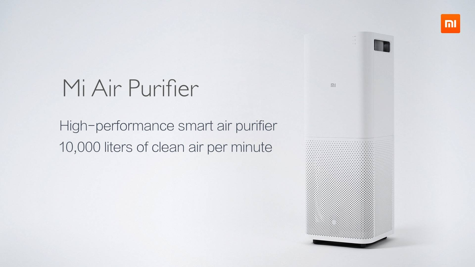 Xiaomi Launches Mi Air Purifier 2 At A Price Of Rs 9 999