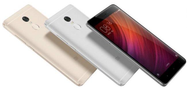 Xiaomi Redmi Note 4 India Price