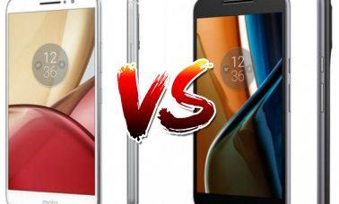 Moto M vs Moto G4 Plus