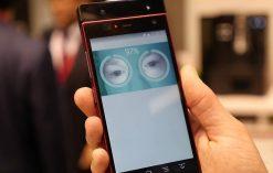 Infocus Iris Scanner Smartphone