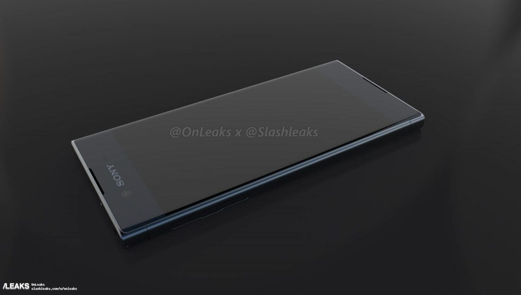 Sony Xperia phone leaked
