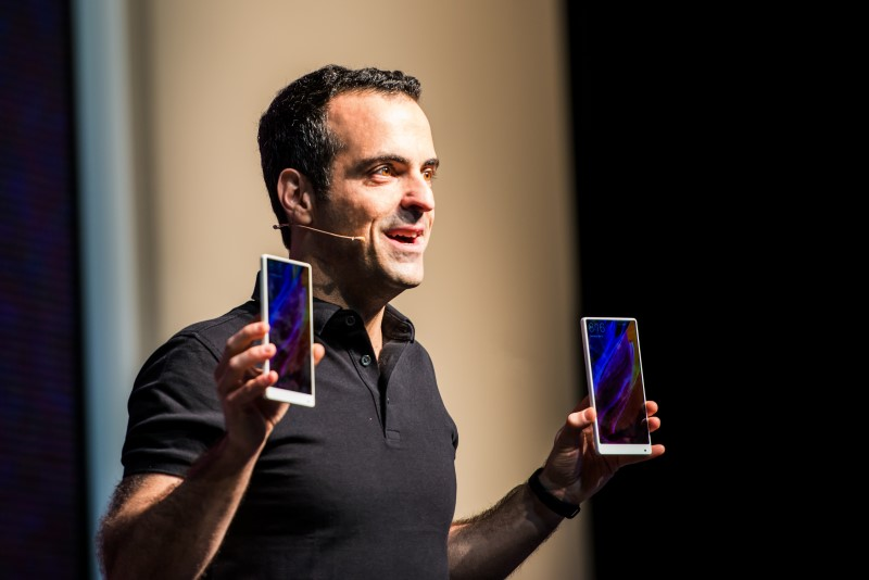 Hugo Barra Mi MIX