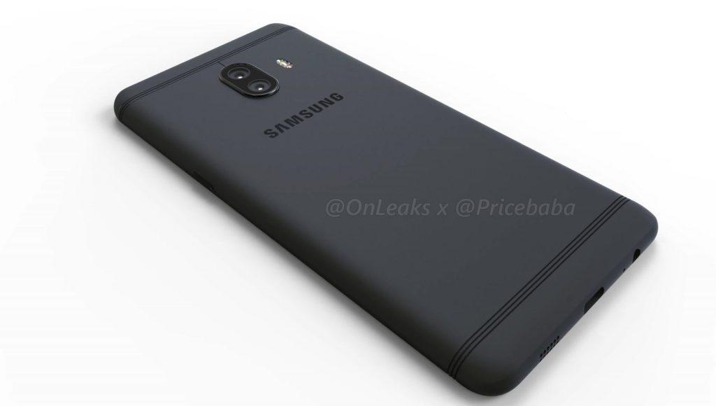 Samsung Galaxy C10 Dual Camera