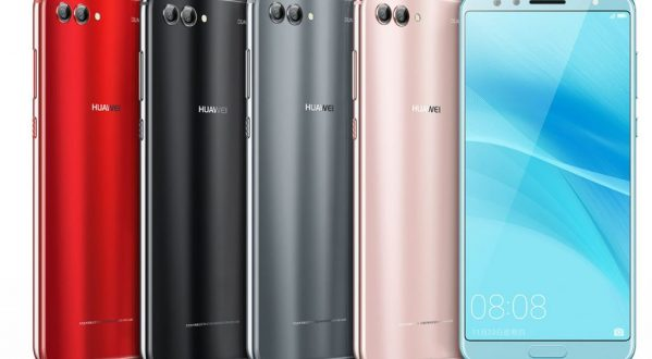 Huawei Nova 2S Launched with Four Cameras and Bezel-less Display