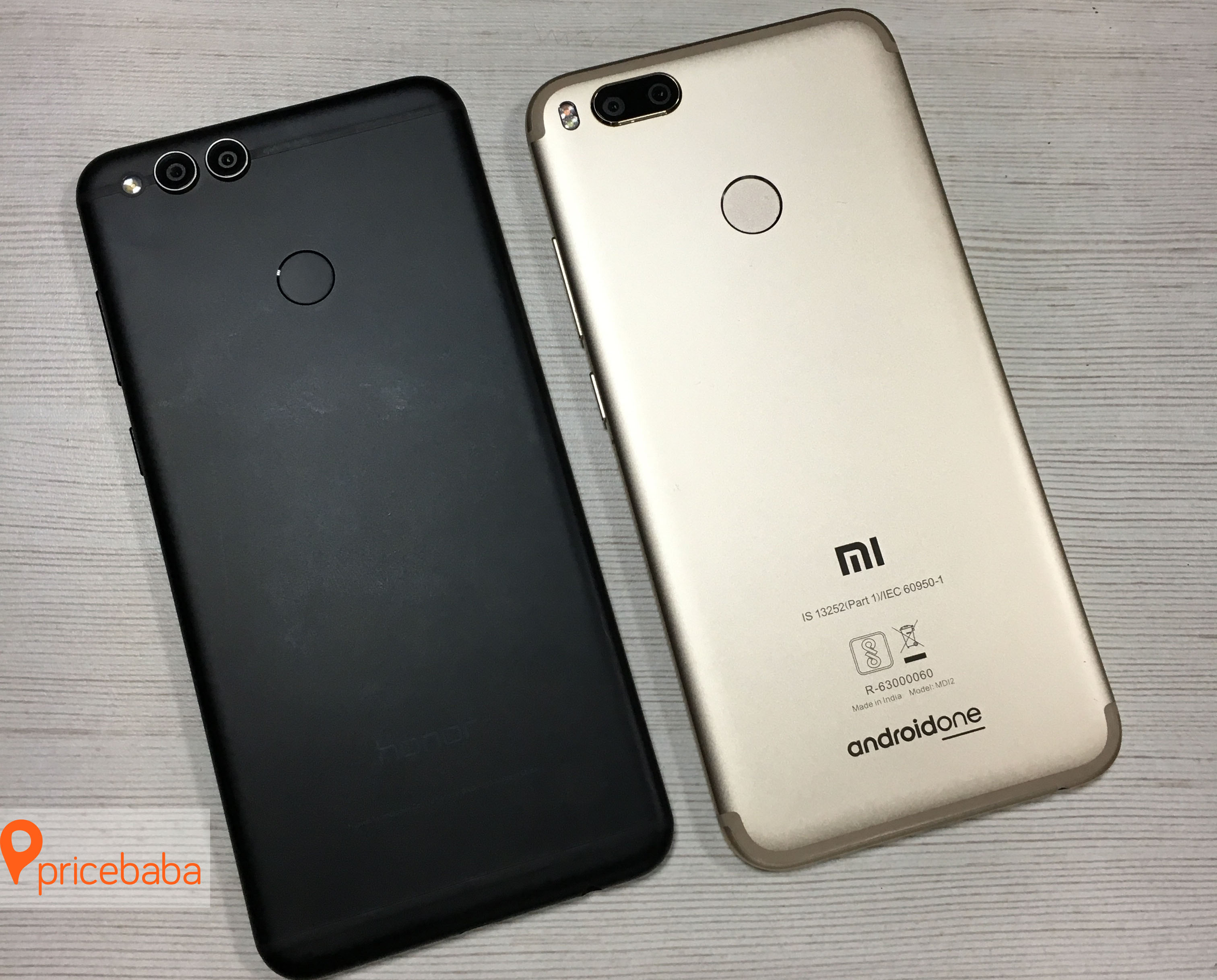 Honor 7x Vs Xiaomi Mi A1 Camera Comparison Pricebaba