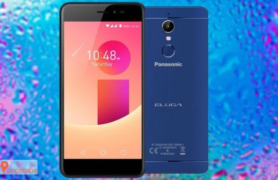 Panasonic Eluga I9 Launched: 5-inch Display, Selfie Flash and Android Nougat