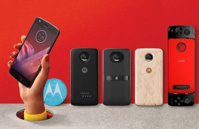 3 New Moto Mods Launched along with a Mods Renting Service by Motorola