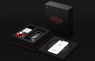 OnePlus 5T Star Wars Edition Launched: Priced at Rs. 38,999, Sale Until December 22nd