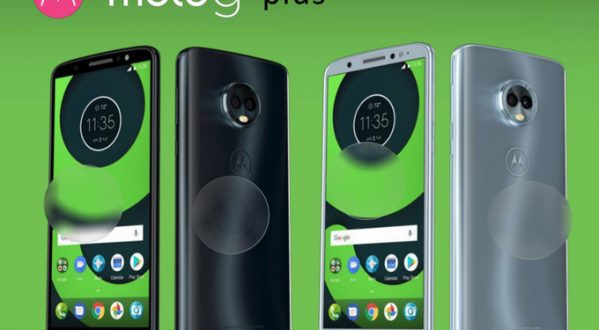 Moto G6, G6 Plus and G6 Play Fresh Renders Appear; Design, Specs and Pricing Revealed