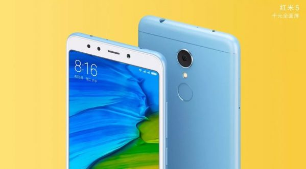 Xiaomi Redmi 5 Plus is Likely to Arrive in India as Redmi Note 5 in February