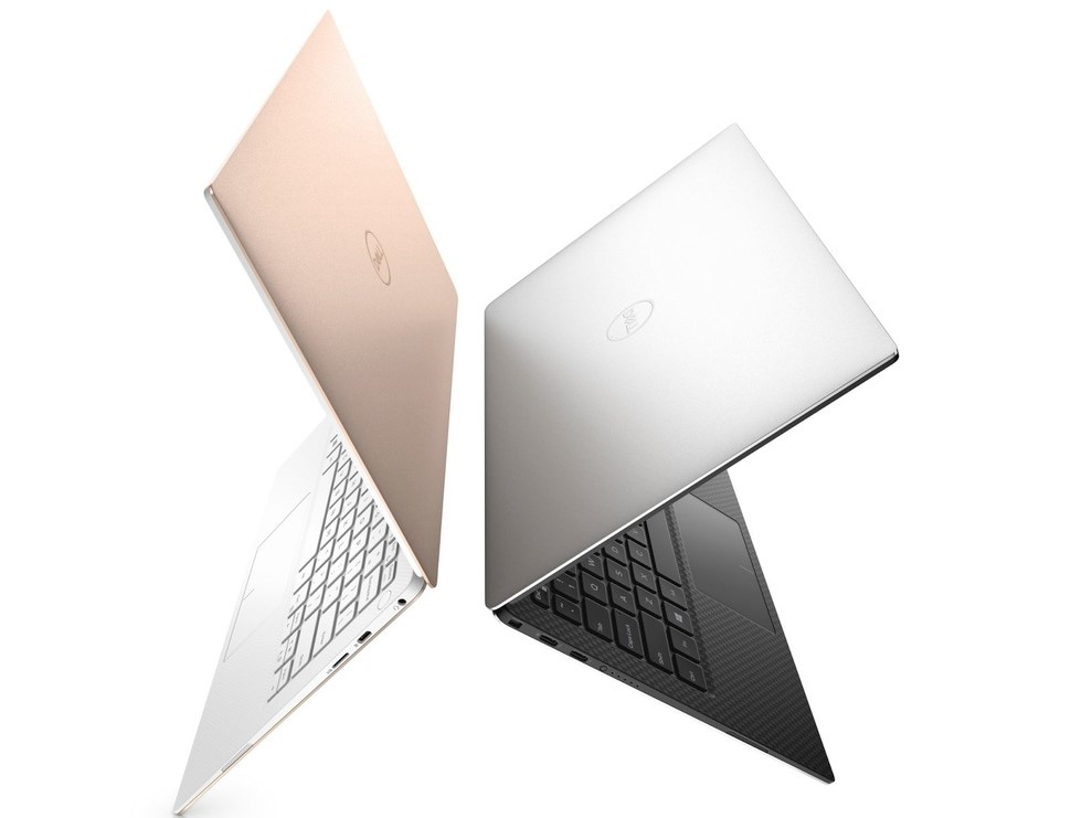 Latest Dell XPS 13 laptop sports Kaby Lake-R processors