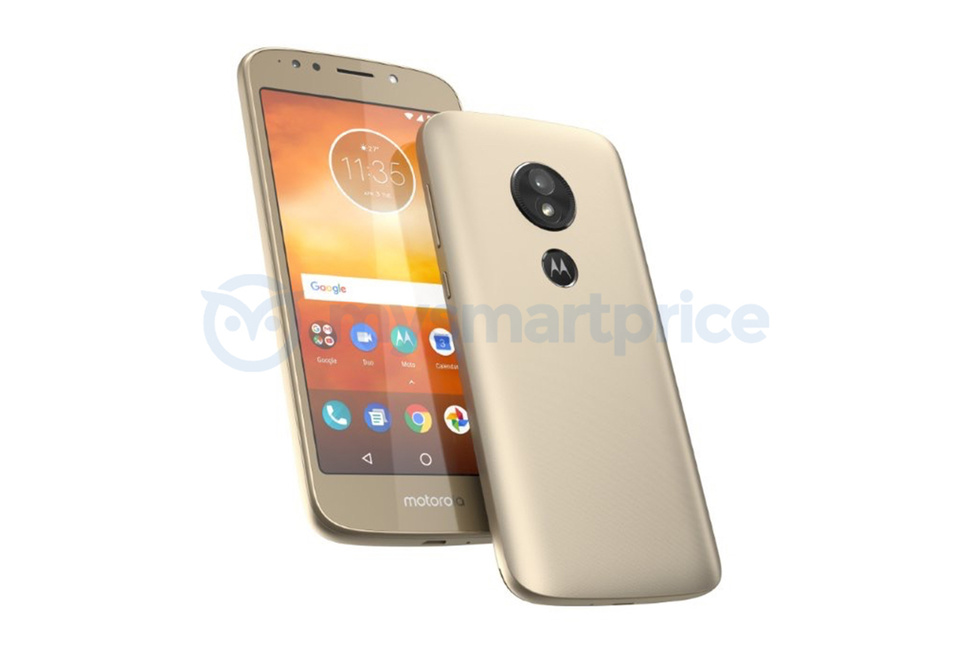 Moto E5 shows up online, reveals rear fingerprint sensor