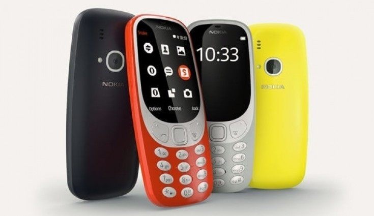 Nokia 3310 4G Unveiled with Wi-Fi Capabilities, 4G VoLTE, and More