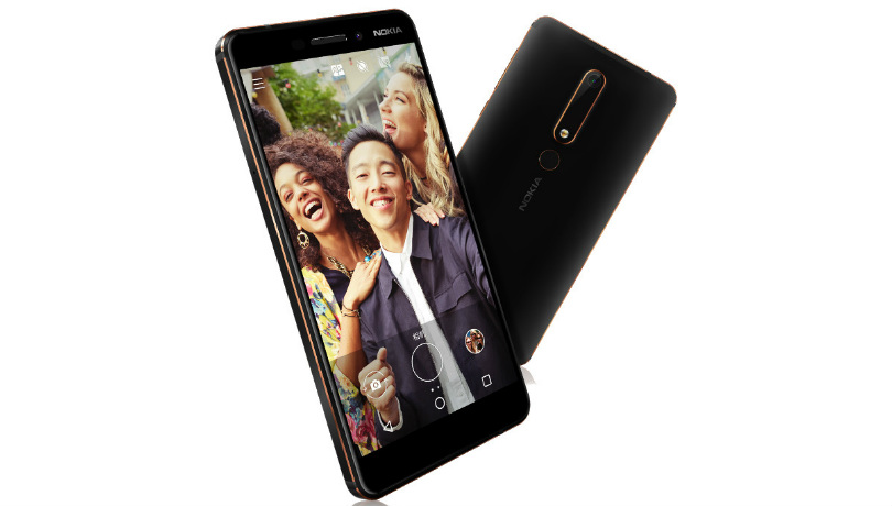 Nokia 6 (2018) now official with more RAM and better processor