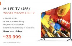 Mi TV 4 55-inch