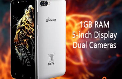 M-tech Foto 3 – Dual Rear Cameras for Rs. 4,499!
