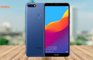 Honor 7C with Bezel-less Display and Snapdragon 450 Announced
