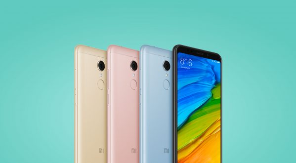 Xiaomi Redmi 5 With 18:9 Display, Stellar Specs Launched in India for Rs. 7,999