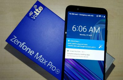 Asus Zenfone Max Pro M1: First Impressions