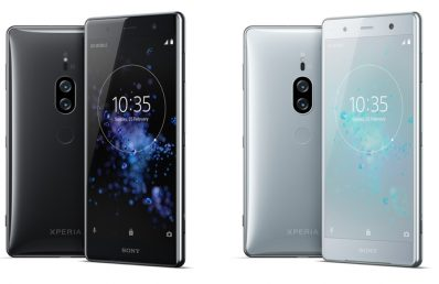 Sony Xpera XZ2 Premium Launched, Comes with a 4K HDR Display and Snapdragon 845