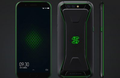 Xiaomi Black Shark Gaming Smartphone Launched with Snapdragon 845, 8GB RAM & More