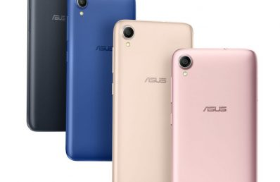 Asus Zenfone Live L1 Launched: Specifications, Price and Features