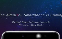 Redmi Smartphone June 7 Launch