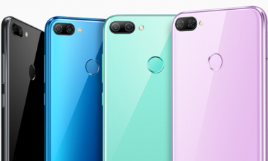 Honor 9X Color Variants