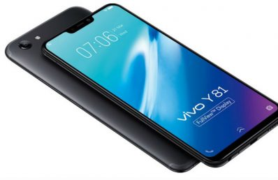 Vivo Y81 is Yet Another Notched Display Smartphone with Mid-Range Specs