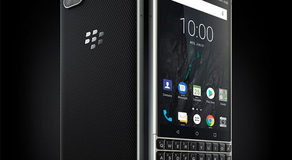 BlackBerry KEY2 with Rs. 42,900 Pricing Carries QWERTY Keyboard and Dual Cameras