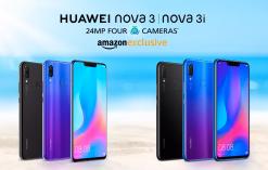Huawei Nova 3 and Nova 3i