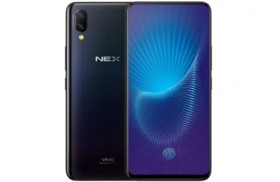 Vivo Nex Launched with Pop-Out Selfie Camera and In-Display Fingerprint Scanner