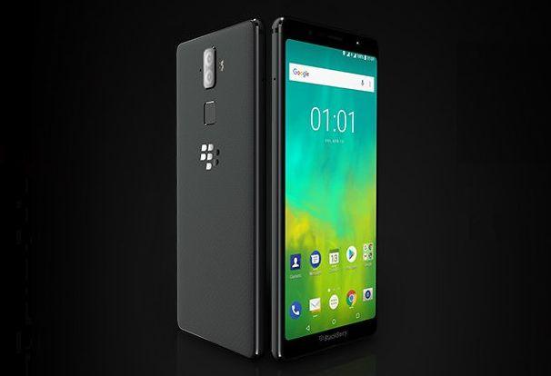 BlackBerry-Evolve