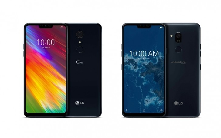 LG G7 One and LG G7 Fit