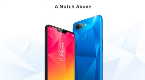 Realme 2 Image Leaked Ahead Of Announcement, Hints At A Notch Display & Dual Rear Cameras