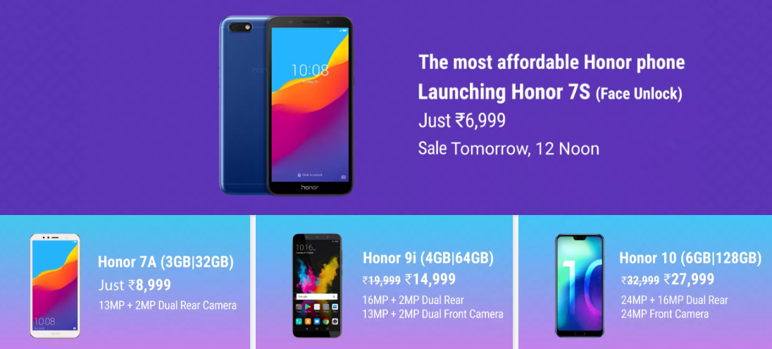 Honor Day Sale