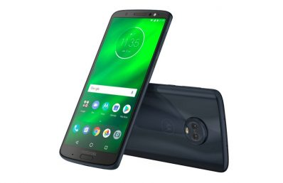 Moto G6 Plus with Snapdragon 630 and 6GB RAM launched in India for Rs 22,499