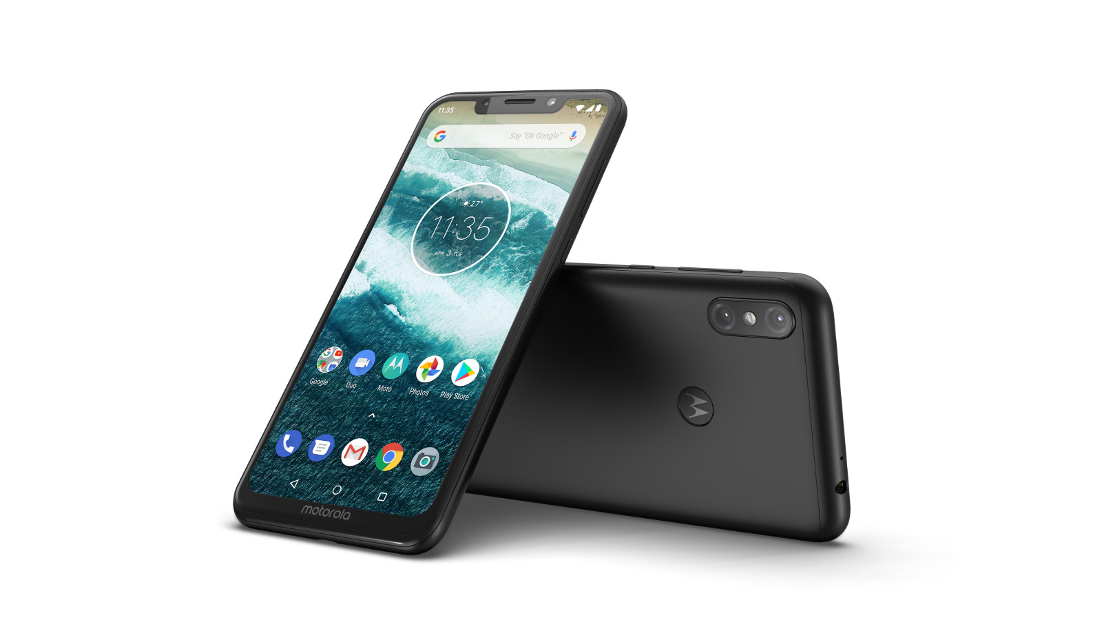 Motorola One And One Power Unveiled At Ifa 2018