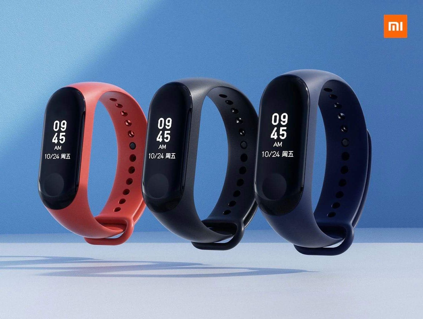 Xiaomi Mi Band 3 With Oled Display Water Resistant Body