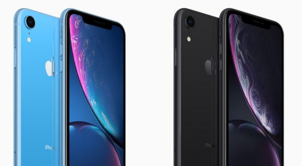 Apple iPhone XR with 6.1-inch LCD display goes official