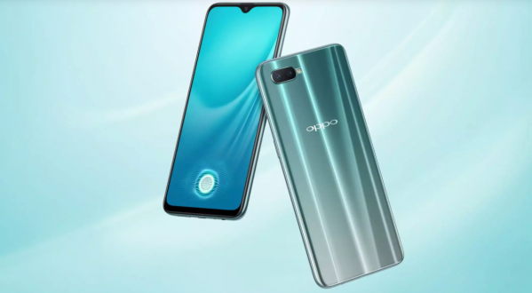 Oppo R15x With In-Screen Fingerprint Scanner and Snapdragon 660 Announced