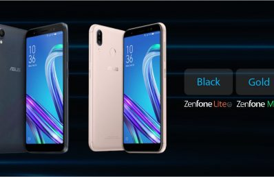 Asus Zenfone Lite (L1) and Zenfone Max (M1) Launched in India, Prices Start at Rs 6,999