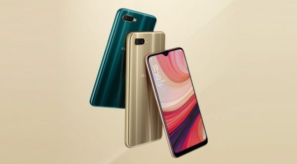 Oppo A7 With Waterdrop Notch Display and 4,230mAh Battery Goes Official