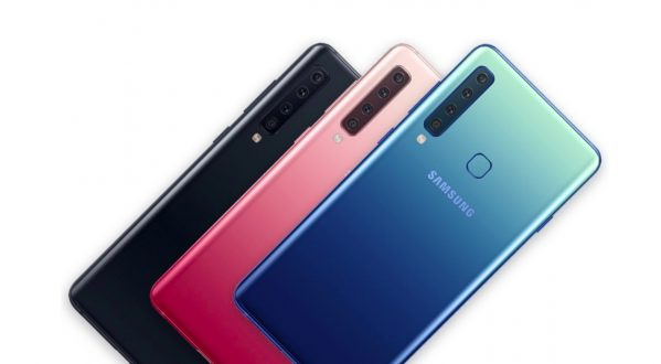 Samsung Galaxy A9 (2018) With Quad Rear Cameras Launched In India